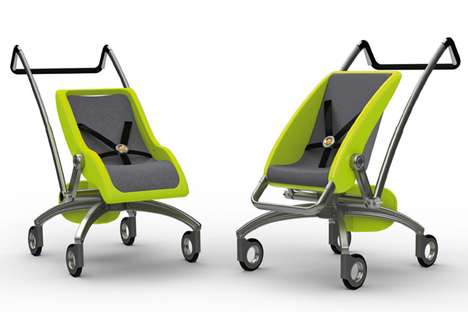 Monocart Adaptable Buggy