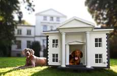 Deluxe Doggie Dwellings