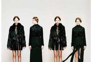 The Rodarte Opening Ceremony Fall 2011 Collection is Breathtaking