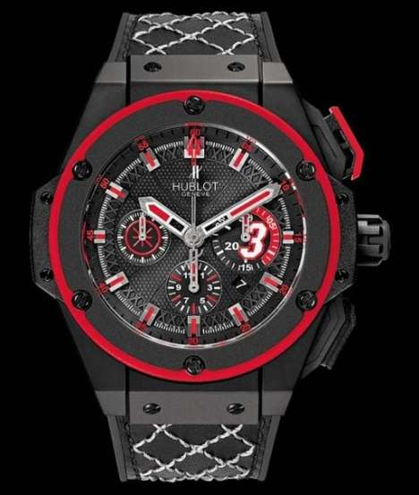 Hublot Dwayne Wade King Power watch