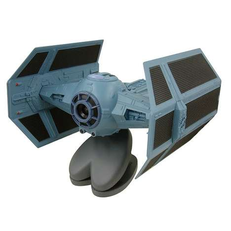 Darth Vader TIE Advanced Webcam