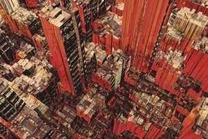 Atelier Olschinsky Breaks Down Big Cities From a Bird's-Eye View