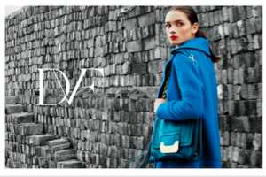 The DVF Fall 2011 Campaign Gets Tech Savvy with Red Camera Software