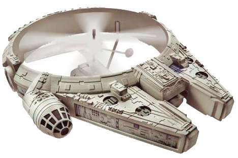 Remote Controlled Millenium Falcon