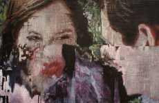 Distorted Image Illustrations