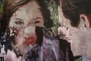 Jens Hesse Creates Mayhem with Altered Facial Expressions