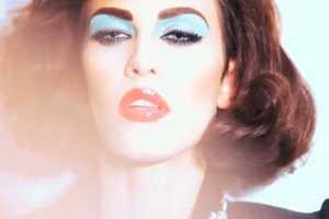 The Carine Roitfeld for V Magazine September 2011 Issue is Haunting