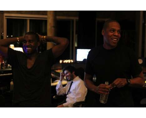 Jay-Z and Kanye West Innovations
