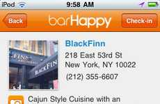 Pub-Hopping Apps - Use the barHappy App to Find Alcohol-Filled Adventures