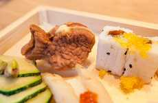 Fish-Faced Sushi (UPDATE) - Tsujitka LA Offers Contemporary Cuisine with Beautiful Decor