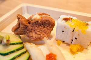 Tsujitka LA Offers Contemporary Cuisine with Beautiful Decor