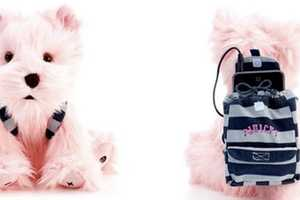 Yorkie iPod Speaker Blasts Tunes Instead of Barking