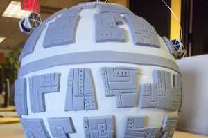 The Death Star Cake Will Have Fans Drooling Over it in Hunger