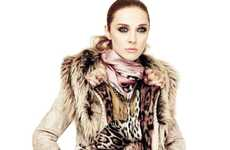 Wild Animal Print Campaigns