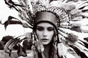 'Girl from the North' Features Bold and Beautiful Native Wear