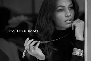 The David Yurman Fall 2011 Campaign Stars Two Stunning Supermodels
