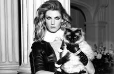 Feminine Feline Fashions