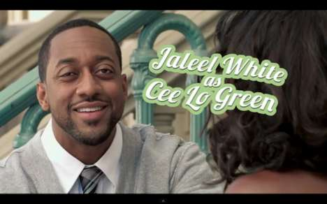 Cee Lo Green Jaleel White