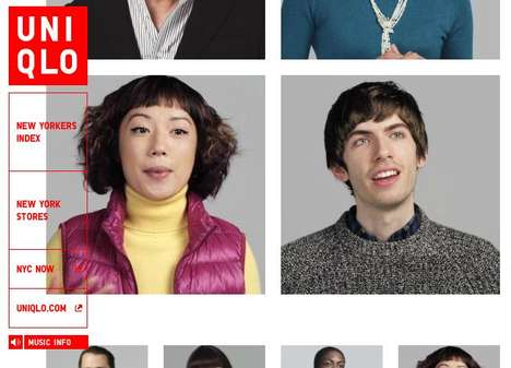 uniqlo nyc voices