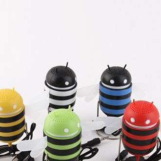 Adorable Insect Speakers - The Honeycomb Speaker is Creating Tons of Buzz