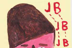 This Sam Tomlins Justin Bieber Art is Eerily Endearing