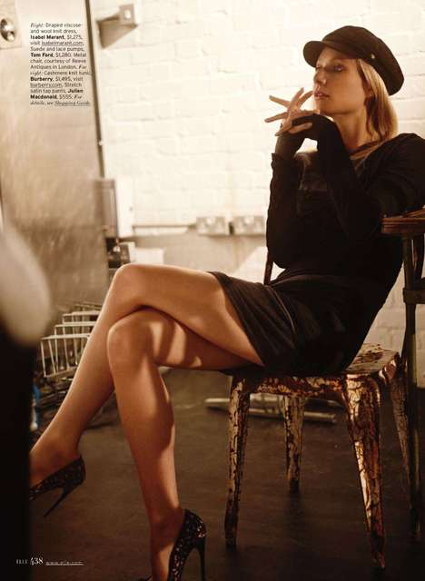 Gwyneth Paltrow ELLE US September 2011
