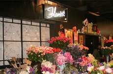 Clandestine Retail Shops - Topshop Pop-Up is Hidden Within Flagship Store as a Florist Shop