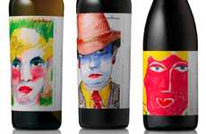 Fauvist Beverage Branding - Francis Coppola Reserve Packaging Channels Henri Matisse