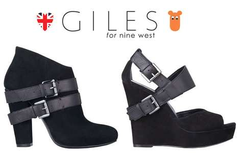 Giles Deacon for Nine West
