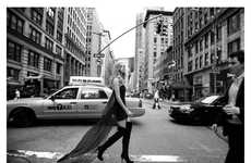 Big Apple Street Shoots - The Heather Marks by Randall Slavin Shoot for Flaunt Magazine