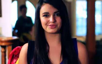 Rebecca Black Quitting School