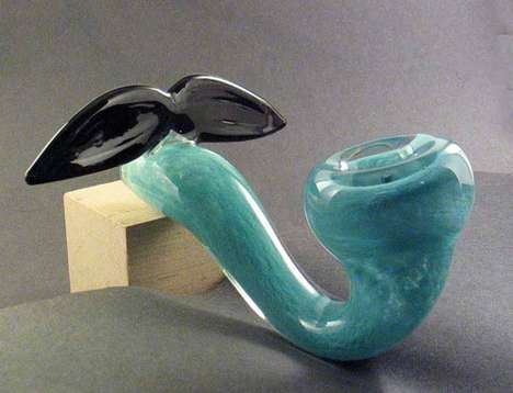 Mustache Pipes