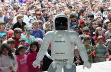 Radiation-Immune Worker Robots - Japanese Government Turns to ASIMO to Secure the Fukushima Core