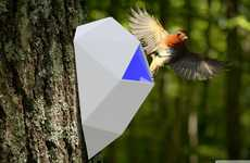 Geometric Avian Abodes
