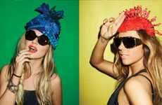 Eccentric Headdress Lookbooks