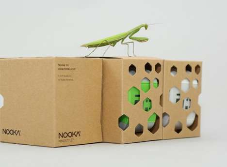Nooka Mindstyle Packaging
