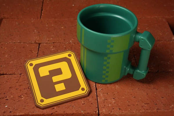 Iconic Video Game Cups