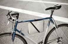 Bike Frame Tablet Holders