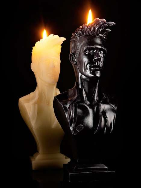 Half a Person Morrissey Candles