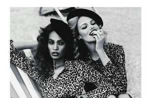 The 'French Connection' Vogue Paris Editorial Captures Classics