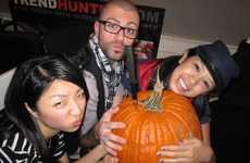 Pumpkin Carving Party: Trend Hu...