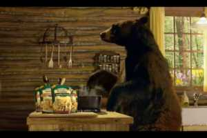 The Bear Creek Pasta Commercial Features Highly Trained Monsters
