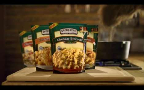 Bear Creek Pasta Commercial