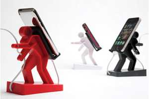 The Boris Cell Mate Carries your Smartphone to Full Charge