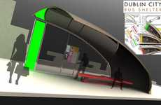 Traffic Signal Transit Stops