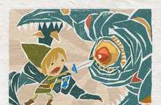 The Ocarina of Time Series Re-Imagines Link for Younger Audiences