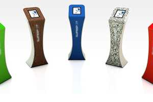 The Studio Uberdutch Swipespot Kiosk Heightens the iPad Experience