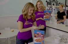 The Kellogg's Fiber Plus Cupcake Commercial Satisfies Your Sweet Tooth