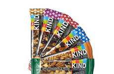 Kindaholic Nutrition Bars - KIND Spreads Good Health and Positive Social Change Through Snacking