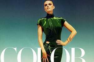 The Harper's Bazaar September 2011 Color Story